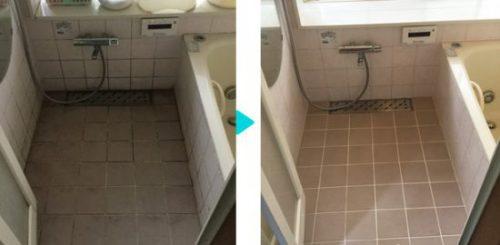浴室,カビ除去,ハウスクリーニング,町田市