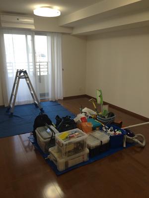 ハウスクリーニング,掃除,東京