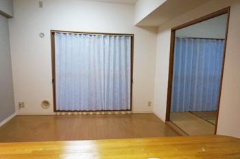 空室対策,養生カーテン,空き部屋,町田市
