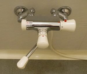 浴室,水垢,クリーニング