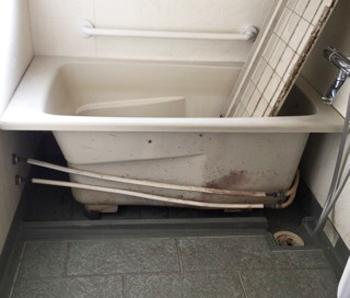 ハウスクリーニング,相模原,浴室