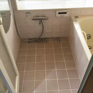 浴室,カビ取り、町田市