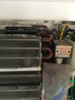 SAP-DX63R2,サンヨーエアコン,クリーニング,麻生区