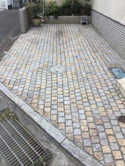 ピンコロ,高圧洗浄,横浜市
