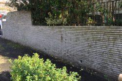 塀,高圧洗浄,町田市