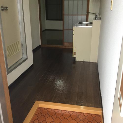 空室清掃,賃貸,空き部屋,ハウスクリーニング