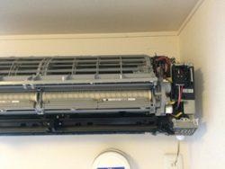 RAS221NDR1, エアコンクリーニング