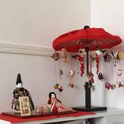 吊るし飾り,お雛様,町田市,トムズハウスサービス