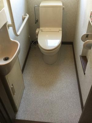トイレ掃除,川崎市麻生区