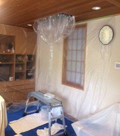 天井エアコンクリーニング,町田市