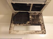 浴室換気扇掃除,町田市成瀬