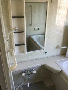 浴室鏡うろことり,多摩市
