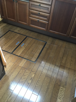 キッチン床掃除,町田市