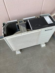 エアコン室外機洗浄,横浜市青葉区