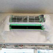 エアコンクリーニング,CS-SX220C,町田市