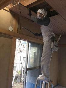 雨漏り修理,町田市本町田